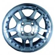 Aleks F5519 alloy wheels