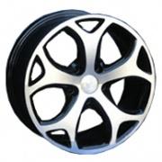 Aleks F5555 alloy wheels