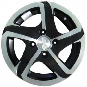 Aleks F5569 alloy wheels