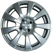 Aleks F6009 alloy wheels