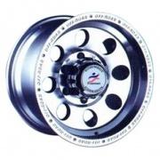 Aleks F6101 alloy wheels