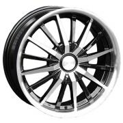 Aleks F6416 alloy wheels