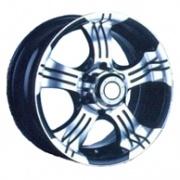 Aleks F6670 alloy wheels