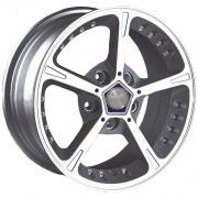 Aleks F6763 alloy wheels