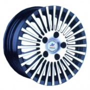 Aleks F6808 alloy wheels