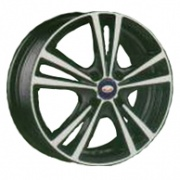Aleks YL182 alloy wheels
