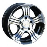 Aleks YL670 alloy wheels