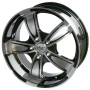 Aleks YL721 alloy wheels