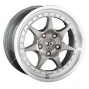 Alessio Dakar alloy wheels