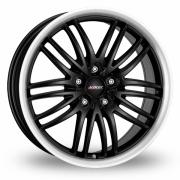 Alutec BlackSun alloy wheels