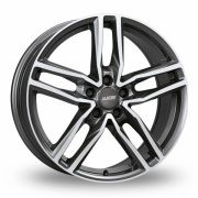 Alutec Ikenu alloy wheels
