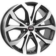 Alutec W10X alloy wheels