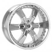 American Racing AR600Razor6 alloy wheels