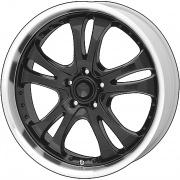 American Racing AR393 alloy wheels