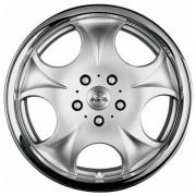 Antera 323 alloy wheels