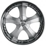 Antera 341 alloy wheels
