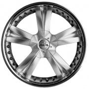 Antera 345 alloy wheels