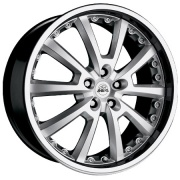 Antera 363 alloy wheels