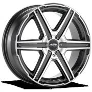 ASA Wheels AR6 alloy wheels