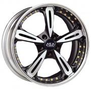 ASA Wheels DS3 alloy wheels