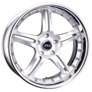ASA Wheels FR4 alloy wheels