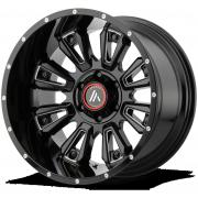 Asanti AB808Blackhawk forged wheels