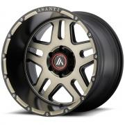 Asanti AB809Enforcer alloy wheels