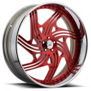Asanti AF859 forged wheels