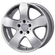 ASW DC alloy wheels