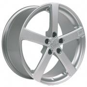 ATP Delcarsilver alloy wheels