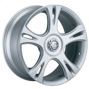 ATP MagnumSilver alloy wheels