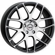 Autec Hexano alloy wheels