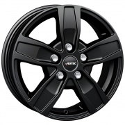 Autec Quantro(5-hole) alloy wheels