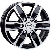 Autec Quantro (6-hole) alloy wheels