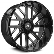 AXE Wheels AX2.0 alloy wheels