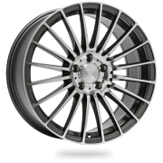 Axxion AX5 alloy wheels