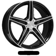 Axxion AX7 alloy wheels