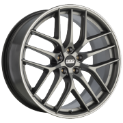 BBS CC-R alloy wheels