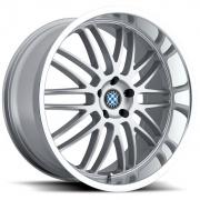 Beyern Mesh alloy wheels
