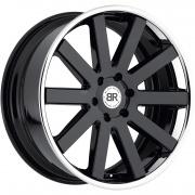 Black Rhino Savannah alloy wheels