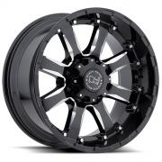 Black Rhino Sierra alloy wheels