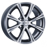 Borbet X8 alloy wheels