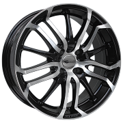 Brock & RC B26 alloy wheels