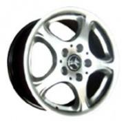 BSA 235 alloy wheels