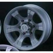 BSA 281 alloy wheels