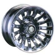 BSA 286 alloy wheels