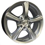 BSA 334 alloy wheels