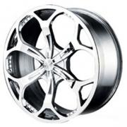 BSA 347 alloy wheels