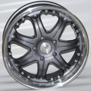 BSA RW2 alloy wheels