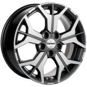 Carwel Бусани alloy wheels